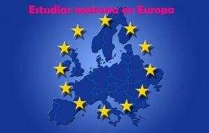 estudiar matrona en Europa