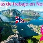 Ofertas de enfermería en Noruega