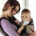 portear a tu bebé