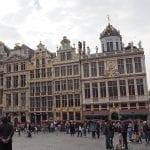 viaje con niños a bruselas