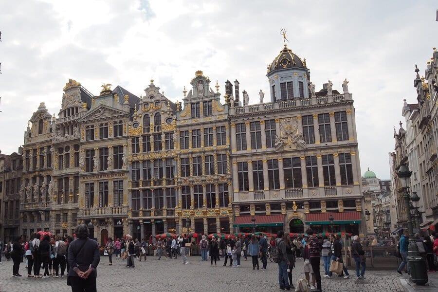 Viaje con niños a Bruselas, Brujas y Gante en 5 días