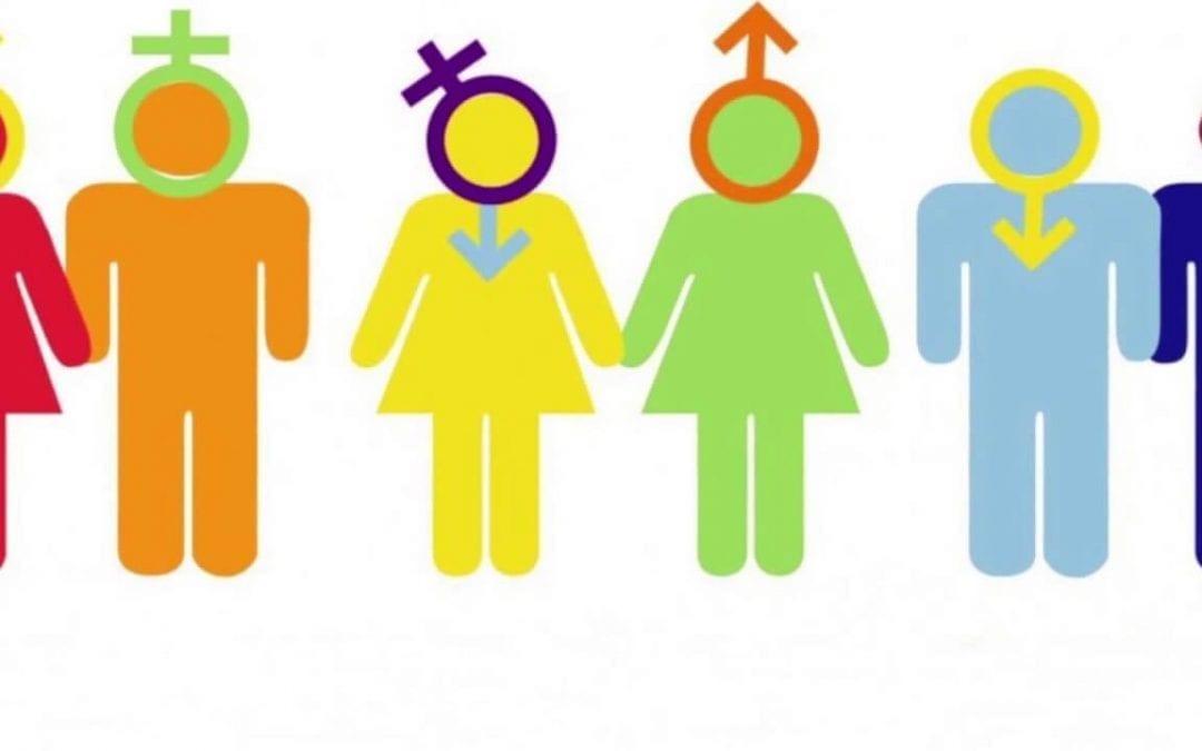 Diferentes orientaciones del deseo sexual: Heterosexual, homosexual, y bisexual