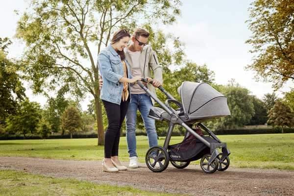 ¿Qué hay que tener en cuenta para comprar un carrito de bebé?